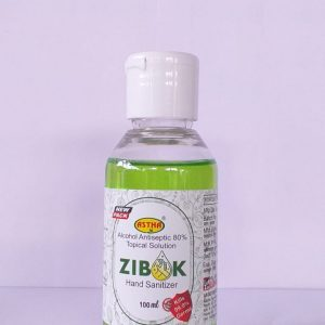 Zibok hand sanitizers From the House of – Astha 100ml