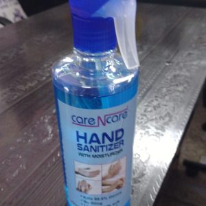 Care N Care hand sanitizers 500ml